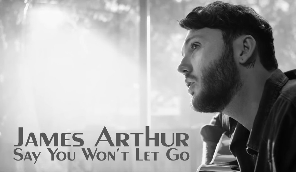 Lirik Lagu Say You Won't Let Go terjemahan