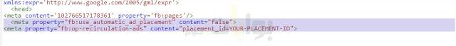 "<meta property=""fb:use_automatic_ad_placement"" content=""false""> <meta property=""fb:op-recirculation-ads"" content=""placement_id=YOUR-PLACEMENT-ID"">"