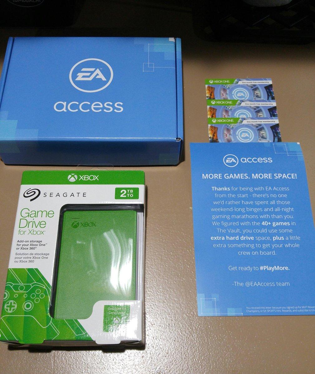 EA Access agradece a los/as primeros/as suscritos/as con un gran pack de regalo