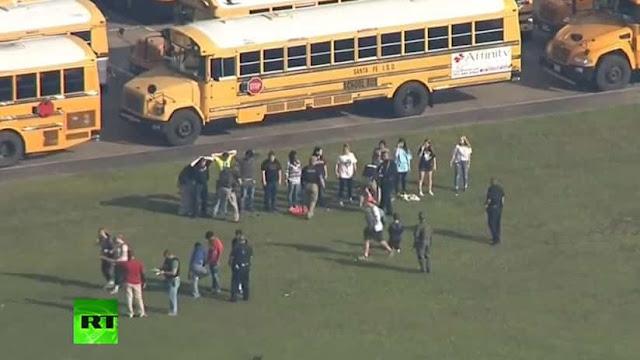Varios muertos y heridos deja tiroteo en una escuela en Texas
