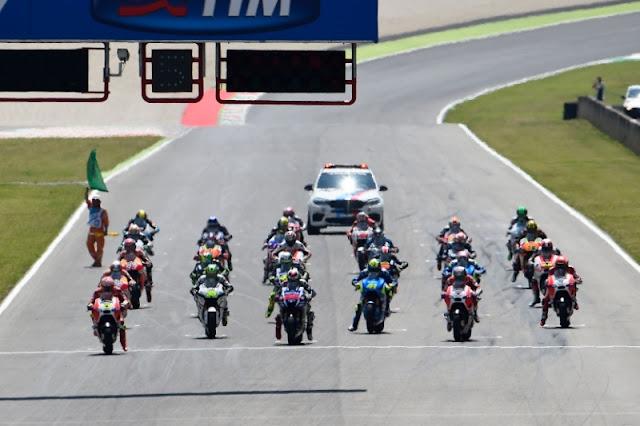 Jadwal MotoGP 2016 Lengkap