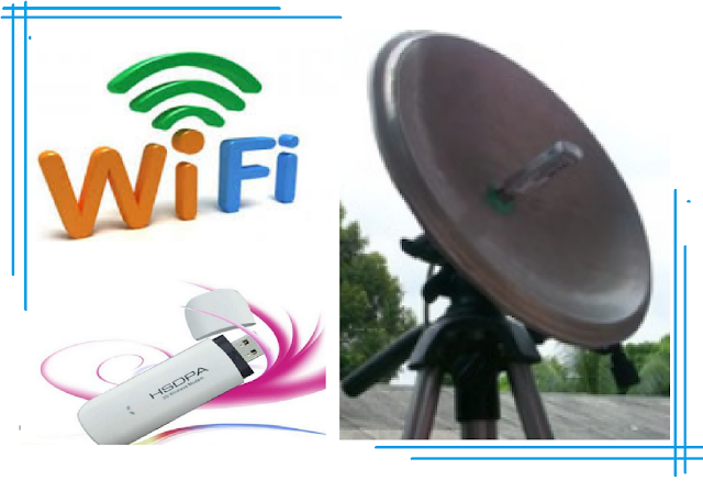 Cara Mudah Membuat Antena Penguat Sinyal Wi-fi / Hot Spot buatan sendiri