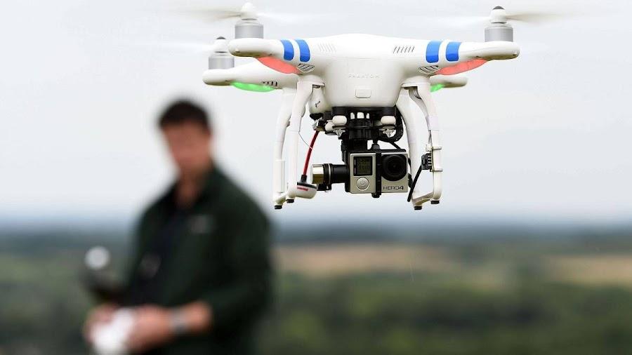 raul vittor alfaro mejor drone
