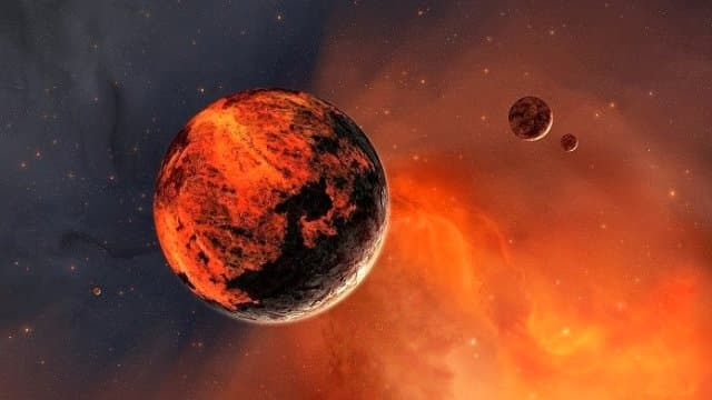 Güneş Sistemi'nde Bulunan Muhteşem Gezegenleri Sayısı: Mars - Kurgu Gücü