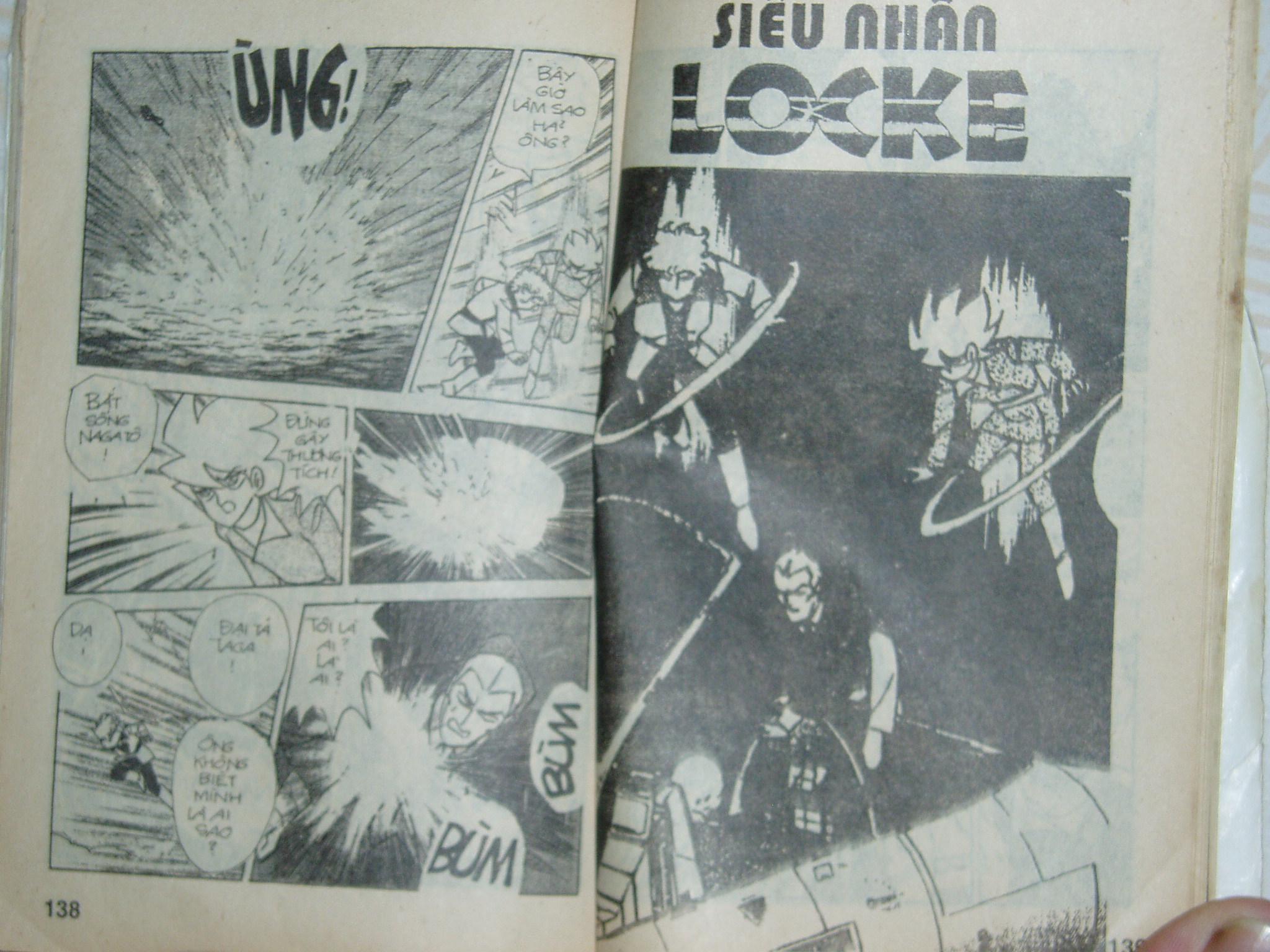 Siêu nhân Locke vol 13 trang 66
