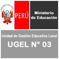 UGEL 03