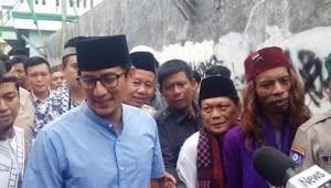 Jubir Jokowi Bertanya ke Sandi Cara Membangun Tanpa Utang, Begini Jawabannya