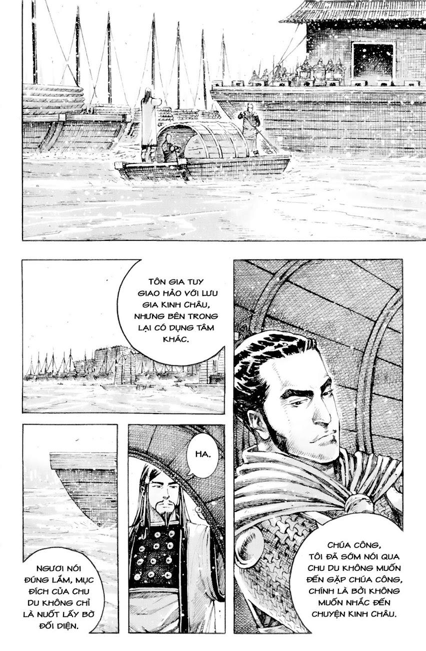Hỏa phụng liêu nguyên Chương 409: Hoàng thúc đạp bộ [Remake] trang 10