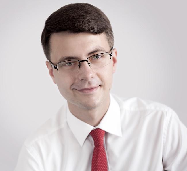 Wiceminiester Nauki i Szkolnictwa Wyższego Piotr Müller - fot. piotrmuller.pl