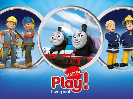 Our Morning At Mattel Play Liverpool