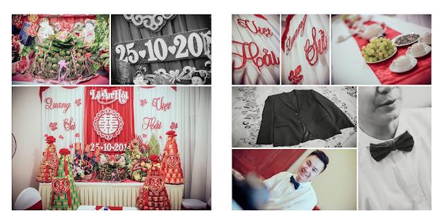 Chụp ảnh phóng sự cưới có khác gì chụp ảnh cưới truyền thống