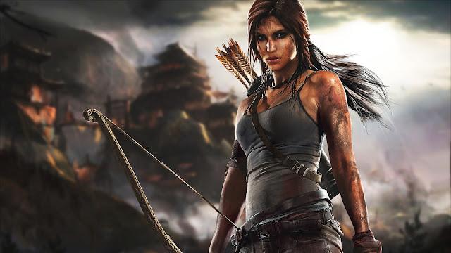 Baixe grátis papel de parede de jogos Lara Croft em hd 1080p. Download games wallpapers and games desktop backgrounds, images in HD widescreen high quality resolutions for free.