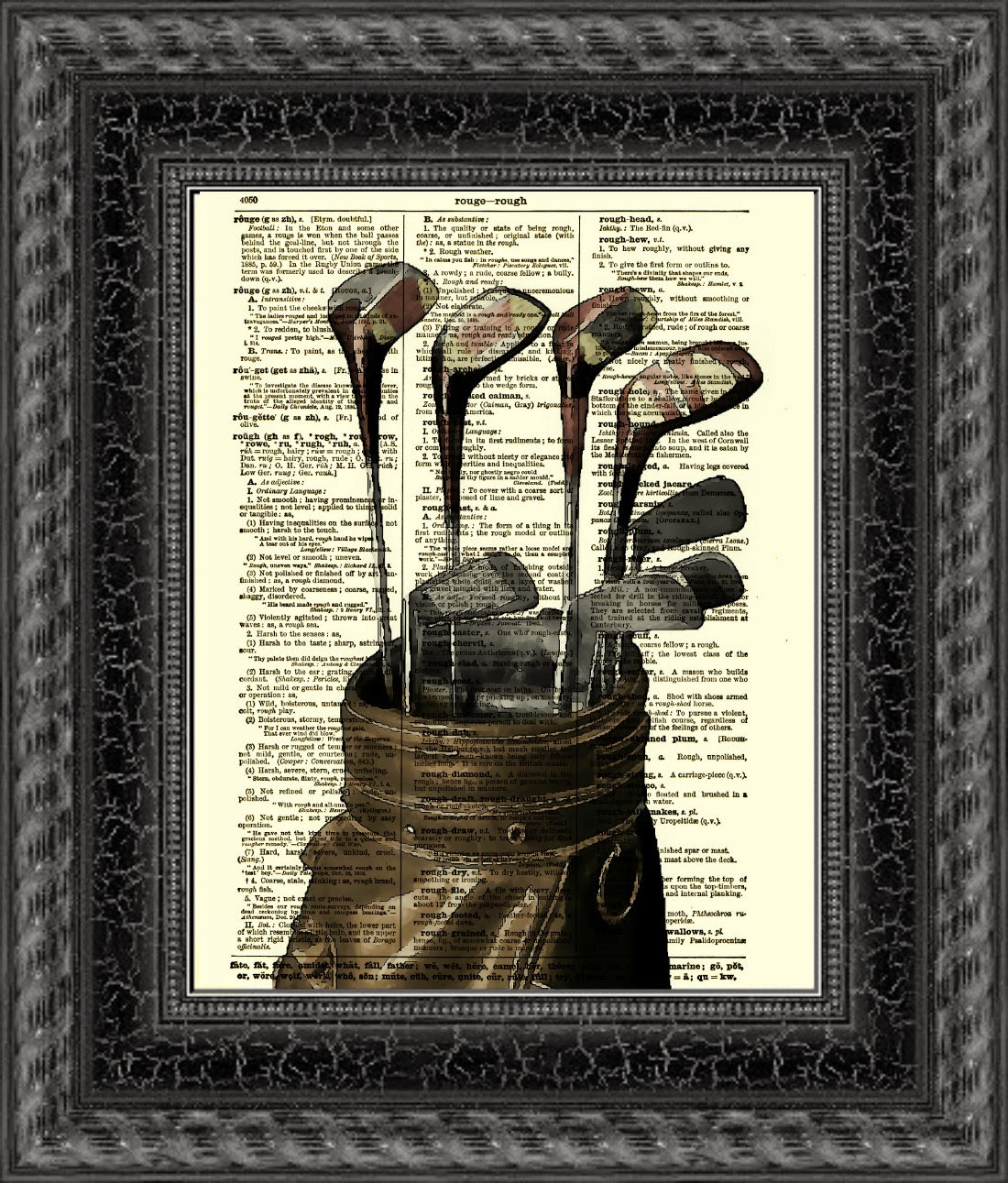 19-Golf-Club-Art-Belle-Old-Books-and-Dictionaries-in-Re-Imagination-Prints-www-designstack-co
