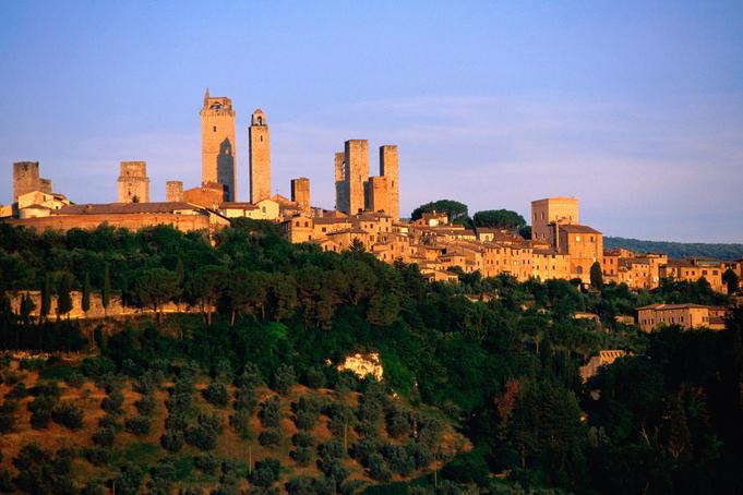 Italian Florence: Tuscany ( Toscana ). A Voyage To Tuscany, Italy, Europe