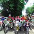 Kendarai Motor Trail Kapolres OKI Bersama Dandim 0402 OKI/OI Pantau V3C