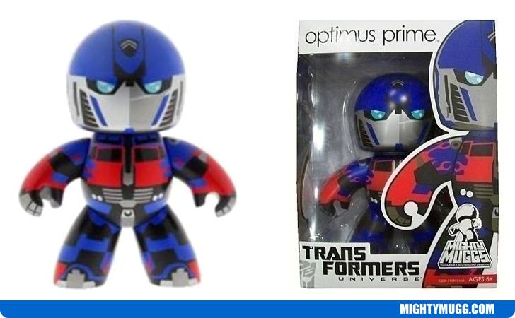 Optimus Prime Movie Transformers Mighty Muggs Wave 3