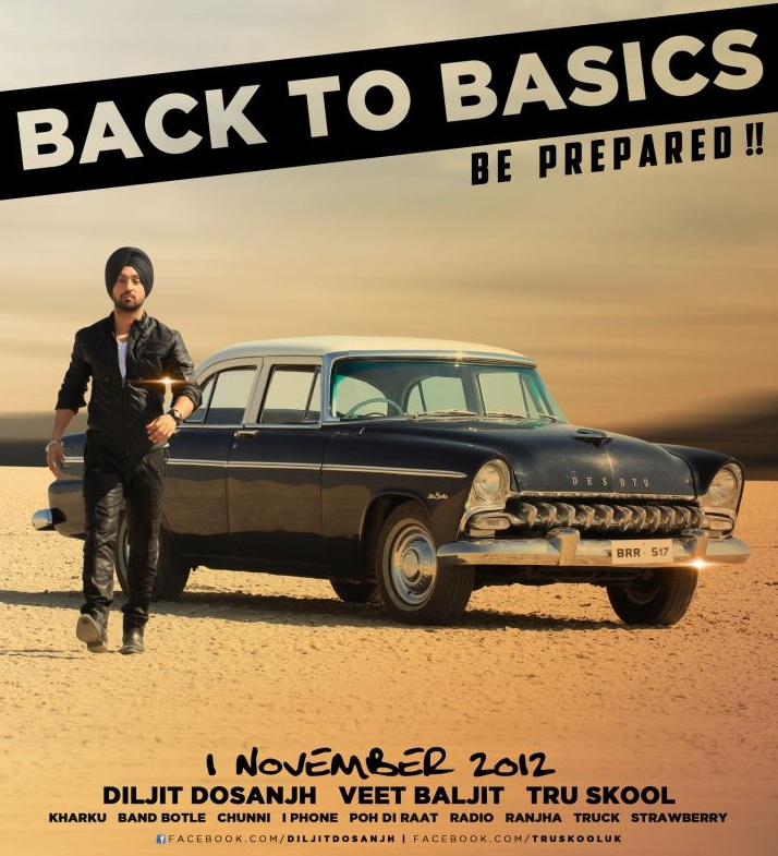 Diljit Dosanjh - Back to Basics Full Album Mp3 Songs ...