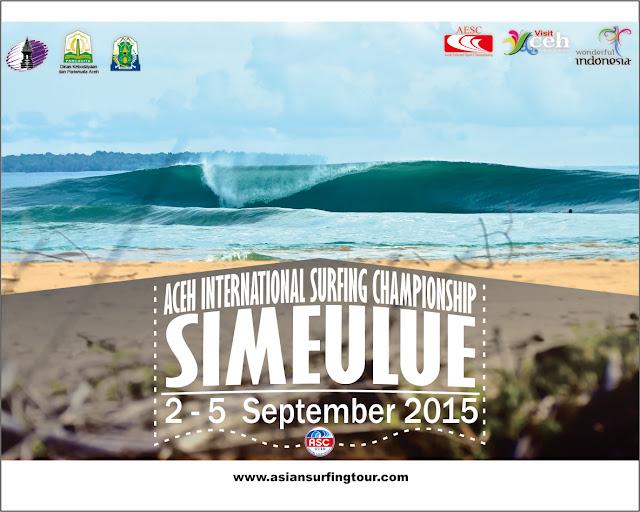Surfing International, Pintu Gerbang Promosi Wisata Aceh
