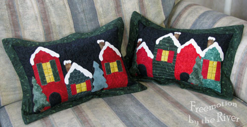 Holiday Lane Pillows