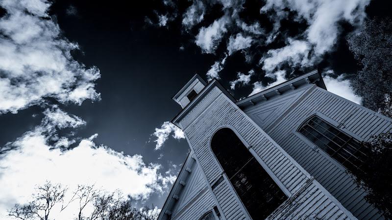 Wallpack Center Church in New Jersey HD