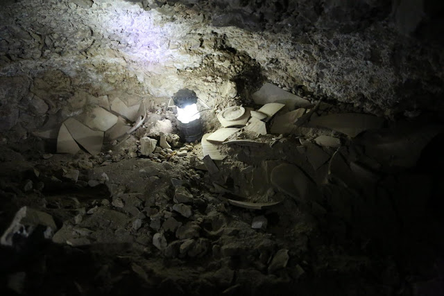 Archaeologists find 12th Dead Sea Scrolls Cave