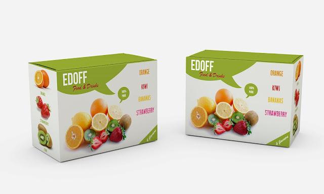 Mock Up Boxes : product-box-mockup1