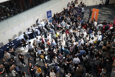 Tips to survive booth duty at a conference-events