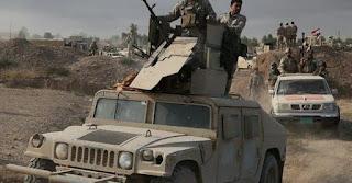 Milisi Syiah Usir Penduduk Sipil di Desa Mayoritas Sunni