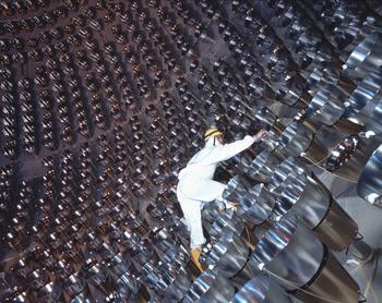 Cacciatore neutrini compie dieci anni