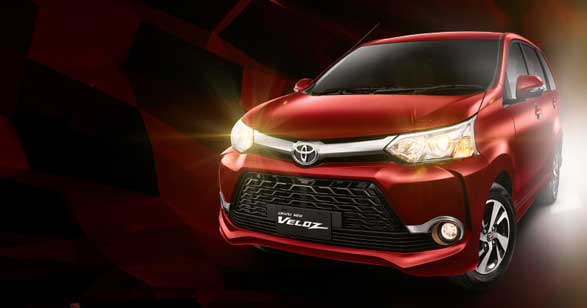 List Harga Toyota Avanza Veloz Terbaru 2017