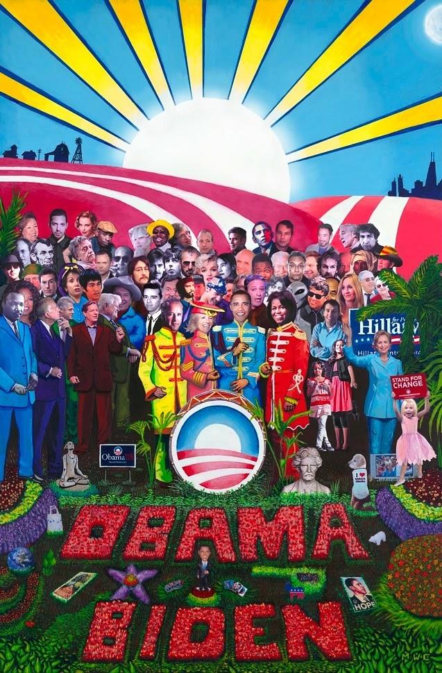 Barack Obama, sa musique et les Beatles