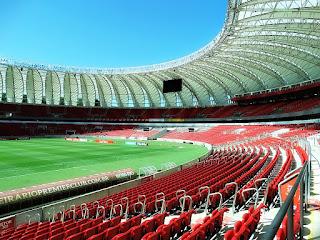 Cadeiras do Estádio Beira-Rio