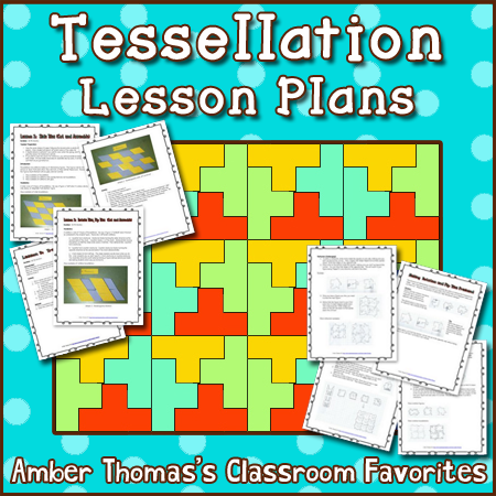 https://www.teacherspayteachers.com/Product/Tessellation-Lesson-Plans-253684