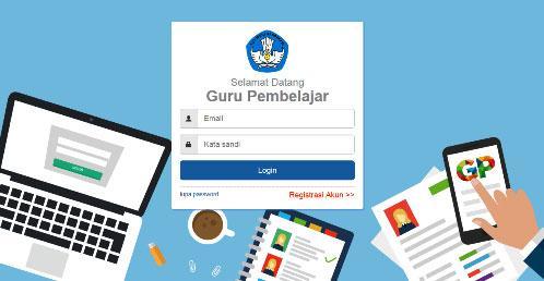 Login Aplikasi SIM PKB 2017