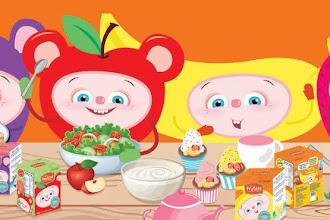 Buah-buahan Kering untuk anak-anak anda | The Frutzee Family