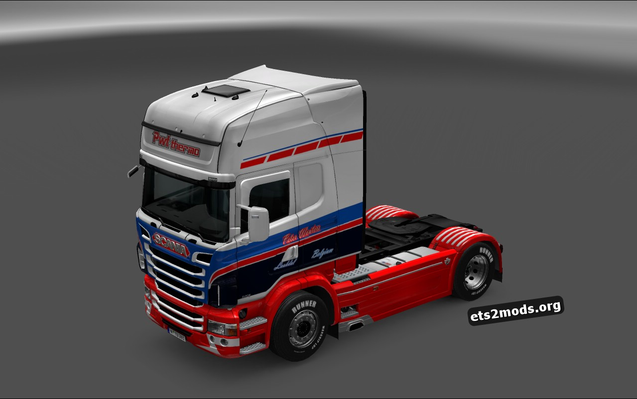 PWT Thermo Skin for Scania RJL