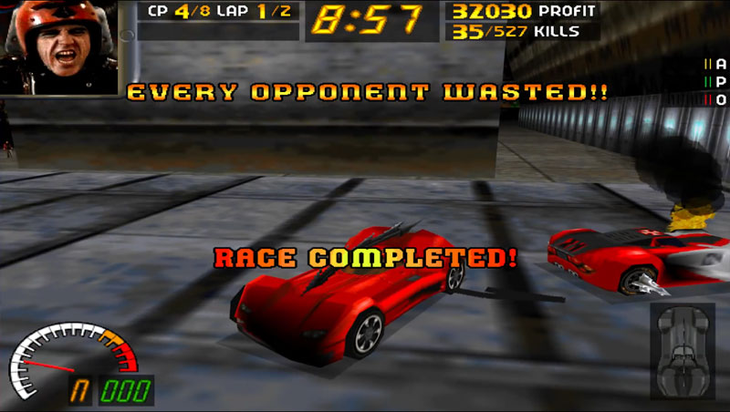 Carmageddon Captura de pantalla 9