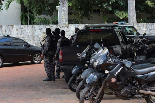 Detenidos cinco trabajadores del edificio de Antonio Ledezma
