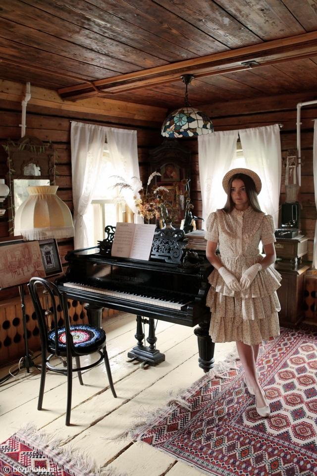 дом творчества романов