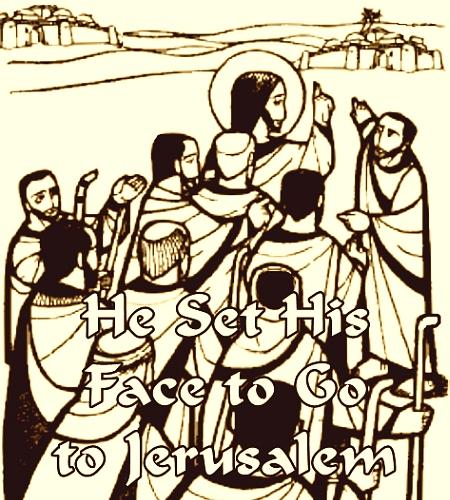 Luke 9:51