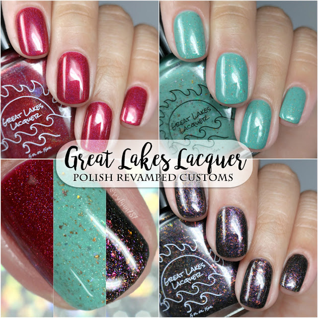 Great Lakes Lacquer - Polish ReVamped Group Customs