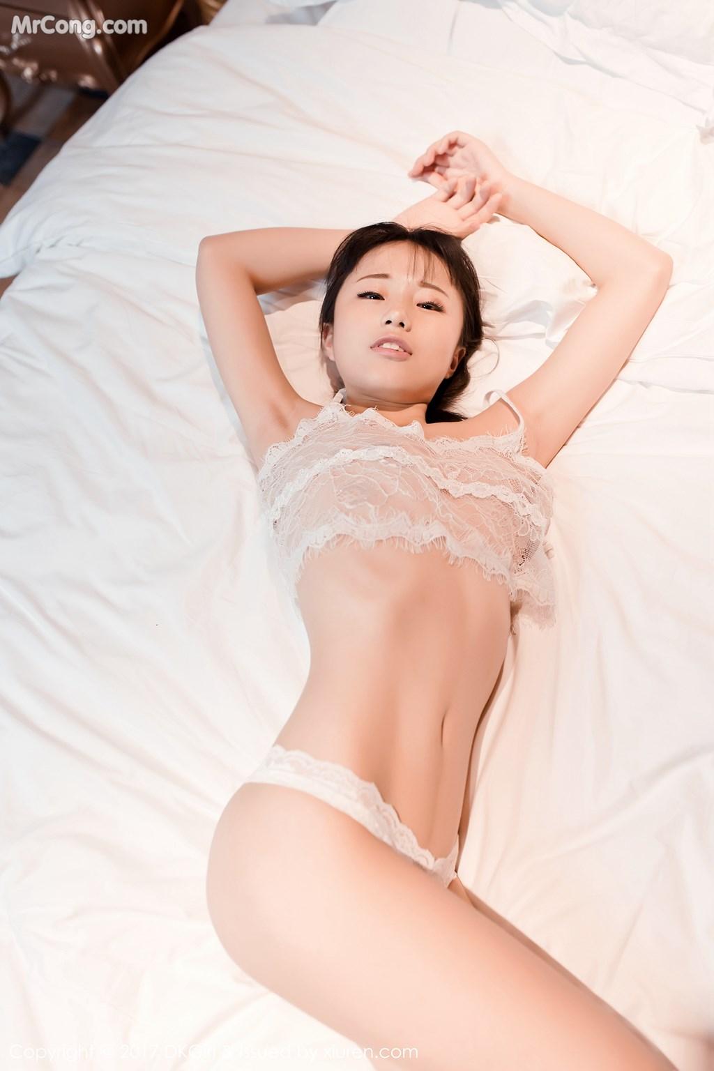 Image DKGirl-Vol.046-Cang-Jing-You-Xiang-MrCong.com-030 in post DKGirl Vol.046: Người mẫu Cang Jing You Xiang (仓井优香) (57 ảnh)