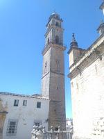 Minarete Catedral de Jerez