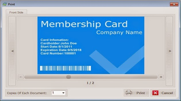 What to Look For In a Membership Card Software