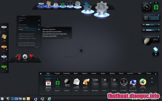 Download Winstep Nexus Ultimate 18.12.1135 Full Cr@ck