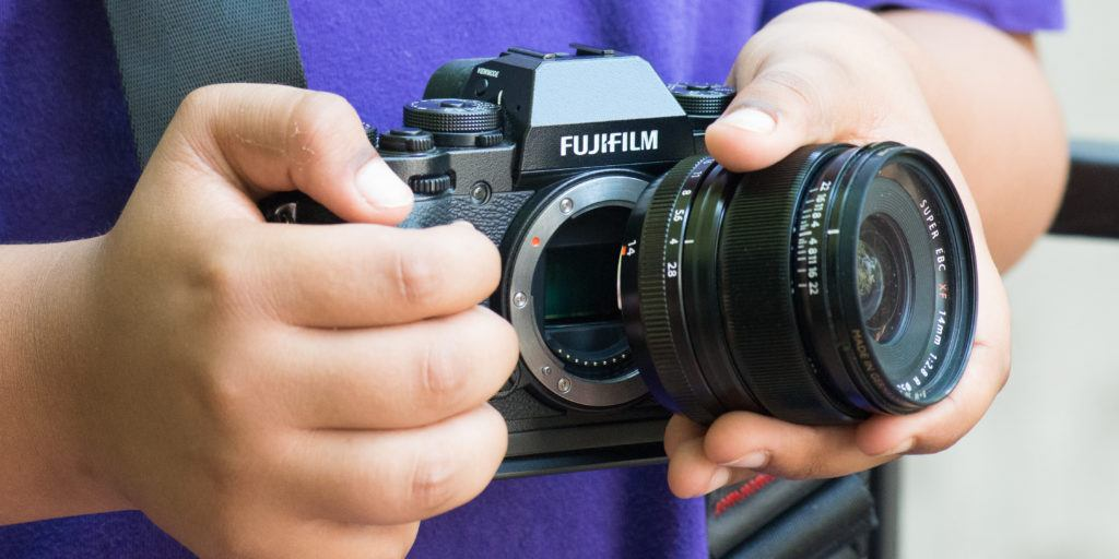 Lensa Fujifilm
