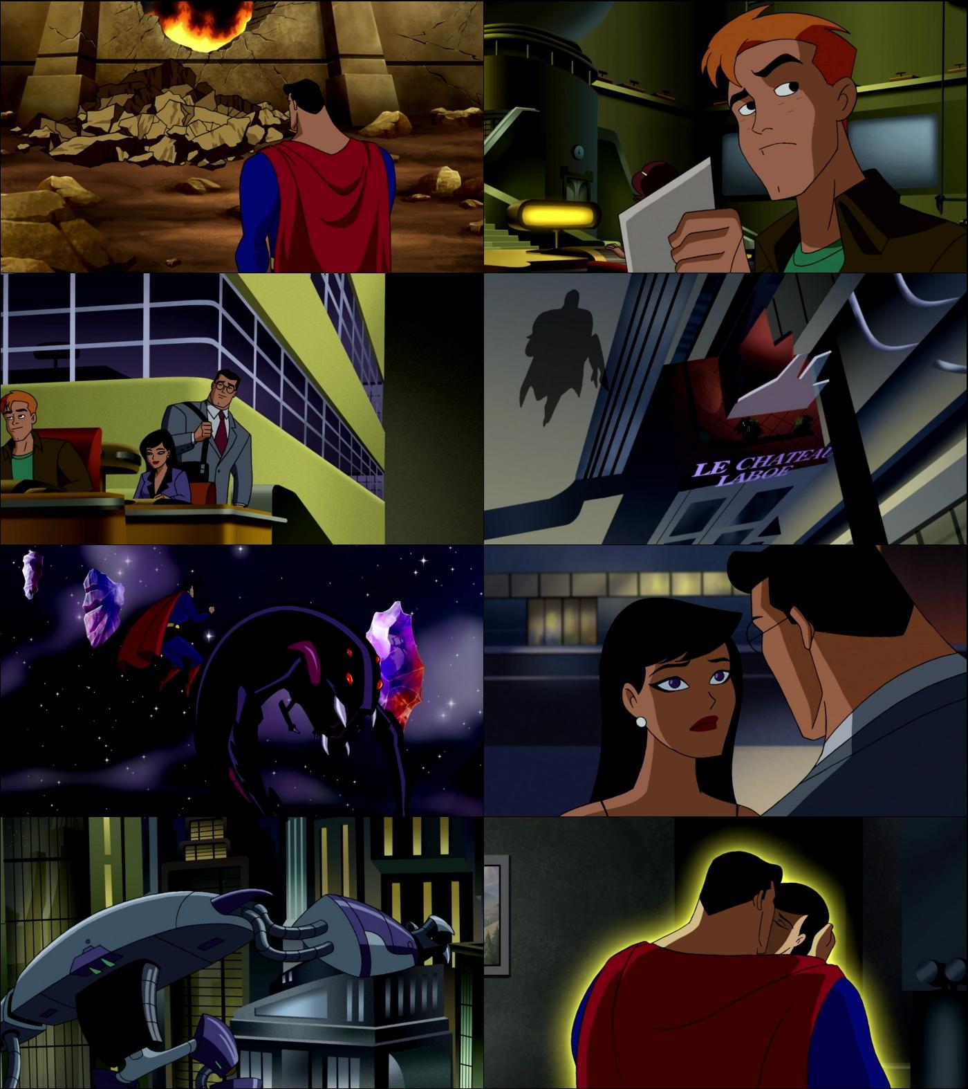 Superman Brainiac ataca 1080p Latino