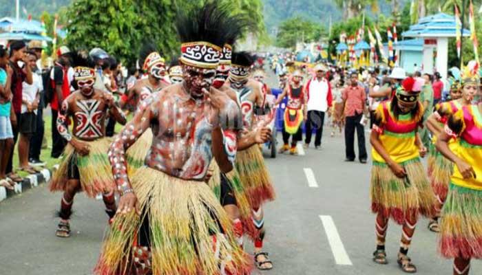Tari Yospan, Tarian Tradisional Dari Papua