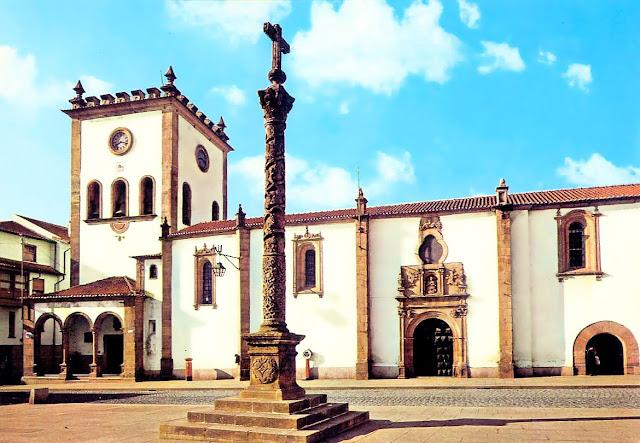 Catedral da Sé em Bragança