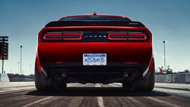 Dodge Demon 2018
